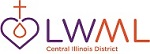 Logo for Lutheran Women's Missionary League Central Illinois District
